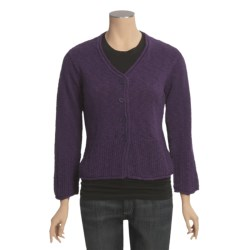 ALPS Jayna Cardigan Sweater (For Women)