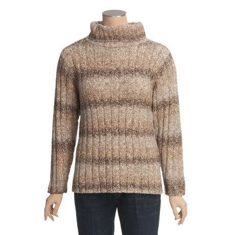 ALPS Miranda Turtleneck Sweater (For Women)