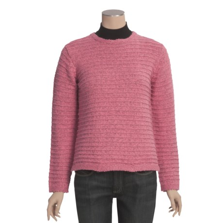 ALPS Caprice Sweater - Crew Neck (For Women)