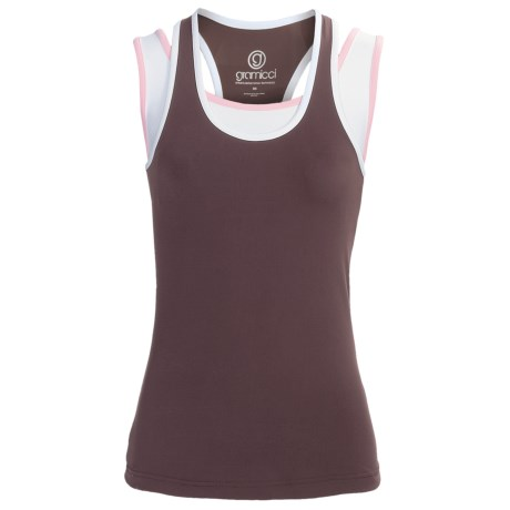 Gramicci Yuka Tank Top - UPF 50, Built-In Sports Bra (For Women)