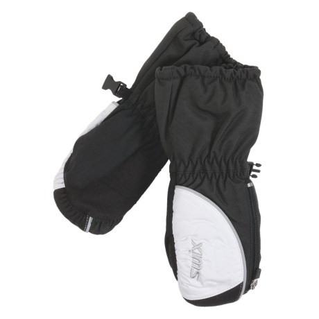 Swix Elements Gore-Tex® Mittens - Waterproof (For Kids)