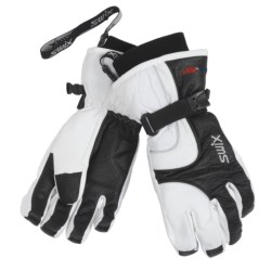 Swix Marcy Gloves - Waterproof, Insulated, Soft Shell (For Women)