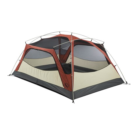 Big Agnes Gore Pass 3 Tent with Footprint - 3-Person, 3-Season