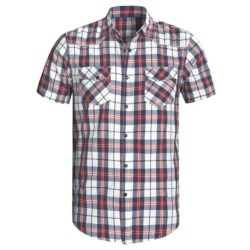 Dakota Grizzly Tate Plaid Shirt - Two-Pocket, Short Sleeve (For Men)