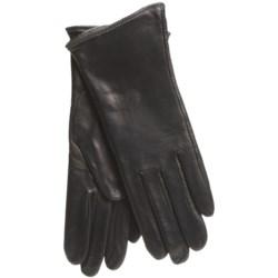 Cire by Grandoe Classique Gloves - Leather (For Women)
