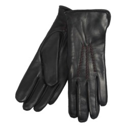 Cire by Grandoe Traveler Gloves - Premium Sheepskin Leather (For Women)