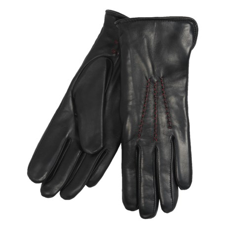 Cire by Grandoe Traveler Gloves - Premium Sheepskin Leather (For Women)