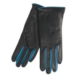 Cire by Grandoe Lautrec Gloves - Premium Sheepskin Leather (For Women)