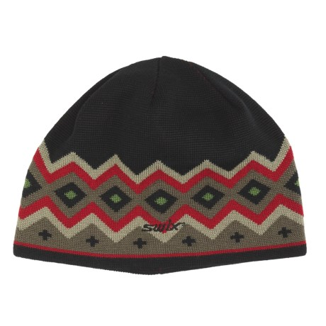 Swix Jack Beanie Hat - Merino Wool (For Men and Women)