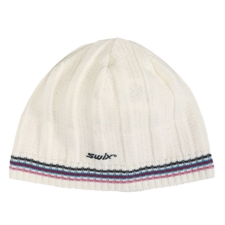 Swix Trixi Beanie Hat - Merino Wool (For Men and Women)