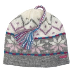 Swix Skye Tassel Beanie Hat (For Women)
