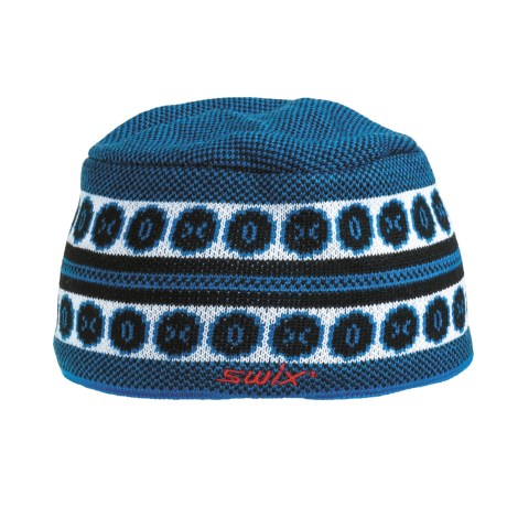 Swix Gustaf Beanie Hat - Merino Wool (For Women)