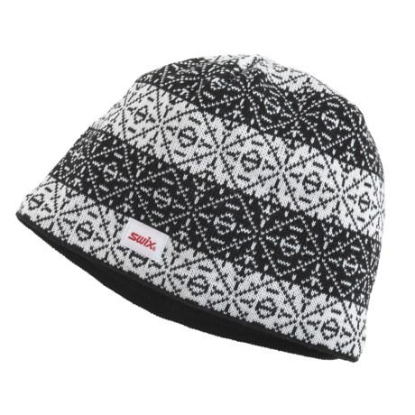 Swix Guru Beanie Hat - Merino Wool (For Men and Women)