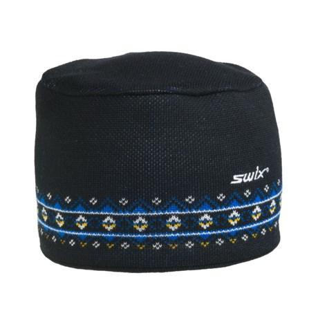 Swix Frode Beanie Hat - Merino Wool (For Men and Women)