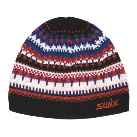 Swix Brock Beanie Hat (For Men and Women)