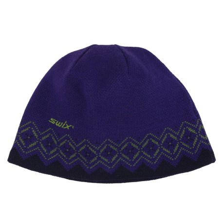 Swix Bodil Beanie Hat (For Men and Women)