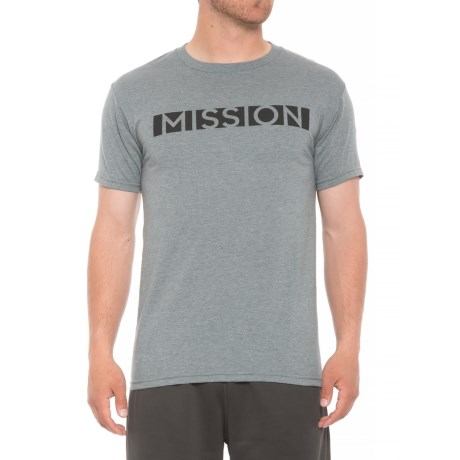 Mission Graphic T-Shirt - Short Sleeve (For Men)