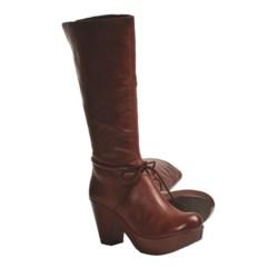 Kork-Ease Romy Platform Boots - Leather (For Women)