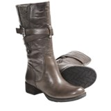 Naya Saffron Mid-Calf Boots - Leather (For Women)