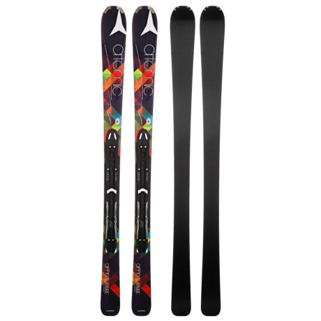 Atomic Affinity Pure LT Skis - XTO 10 Bindings (For Women)