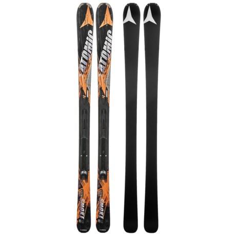 Atomic Smoke Ti Skis - XTO 12 Bindings