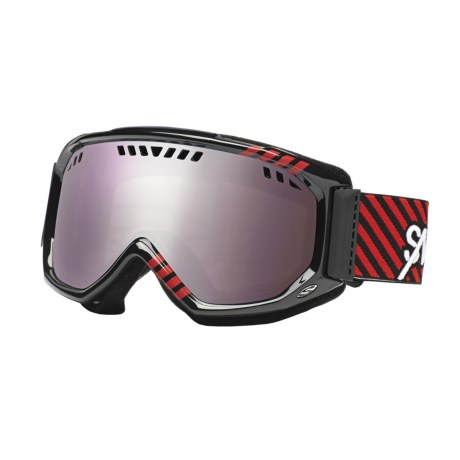 Smith Optics Scope Graphic Ski Goggles