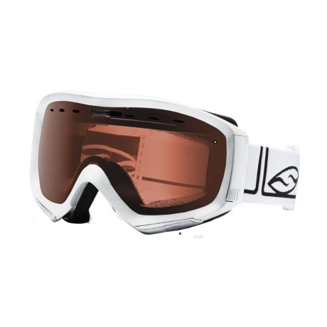 Smith Optics Prophecy Snowsport Goggles - Polarized, Spherical Lens