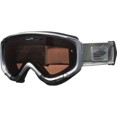 Smith Optics Phenom Snowsport Goggles - Polarized, Spherical Lens