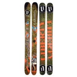 Liberty Genome Alpine Skis - Powder