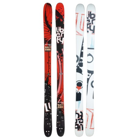 Liberty Antigen Alpine Skis