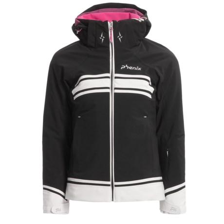 Phenix Smart Jacket - Waterproof, Insulated (For Women)