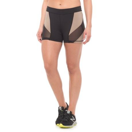 "Mission Voltage Compression Shorts - 3"" (For Women)"