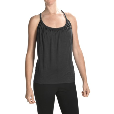 Icebreaker Superfine 150 Atoll Tank Top - Merino Wool (For Women)