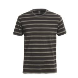 Icebreaker Superfine 200 Stripe Tech T-Shirt - Merino Wool, Short Sleeve (For Men)