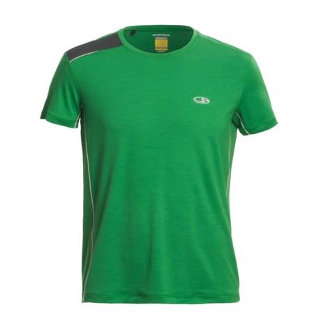 Icebreaker GT Run Ace T-Shirt - Merino Wool, Short Sleeve (For Men)