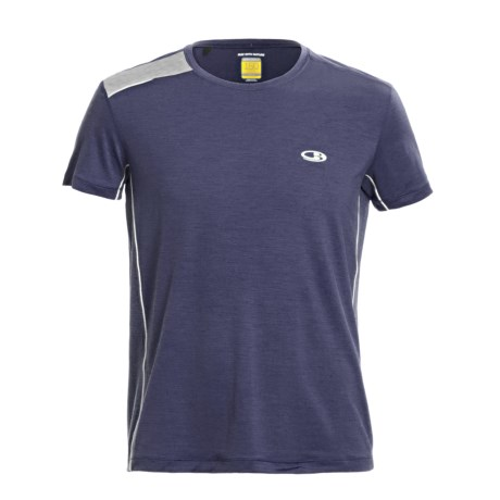 Icebreaker GT Run Ace T-Shirt - Merino Wool, Short Sleeve (For Men)