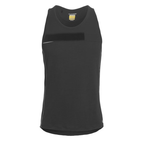 Icebreaker GT Run Ace Tank Top - Merino Wool (For Men)
