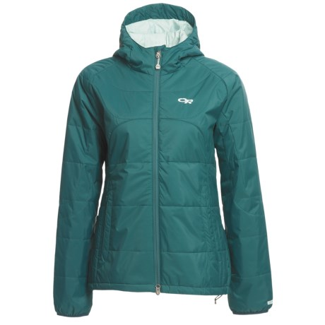 Outdoor Research Havoc Windstopper® Jacket - Insulated (For Women)