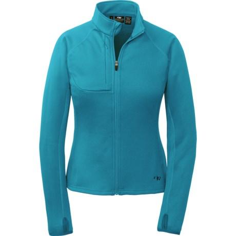 Outdoor Research Radiant Hybrid Fleece Jacket (For Women)