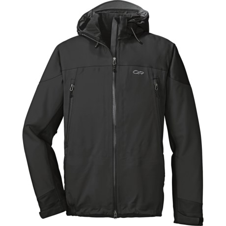 Outdoor Research Motto Soft Shell Jacket - Waterproof (For Men)