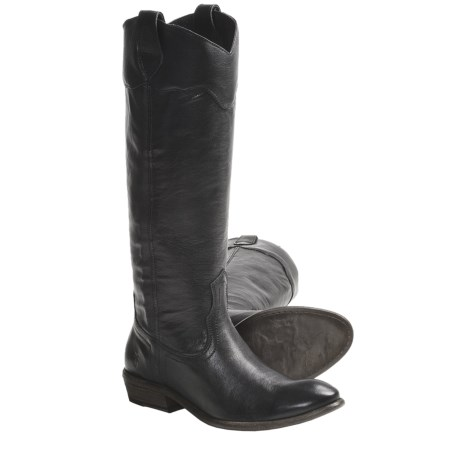 Frye Carson Leather Riding Boots (For Women)
