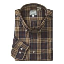 Viyella Plaid Sport Shirt - Long Sleeve (For Men)