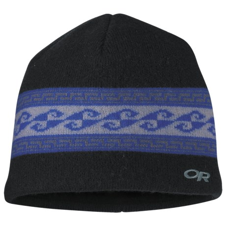 Outdoor Research Totem Beanie Hat - Boiled Wool (For Men and Women)