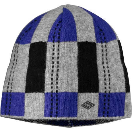 Outdoor Research Vanguard Windstopper® Beanie Hat - Wool (For Women)