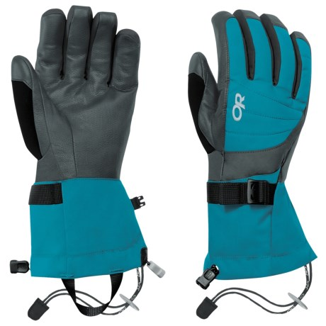 Outdoor Research Revolution Gloves - Waterproof, Insulated (For Women)
