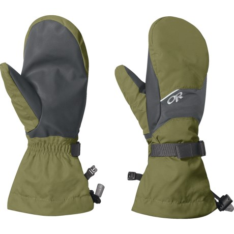 Outdoor Research Adrenaline Mittens - Waterproof, Insulated (Men)