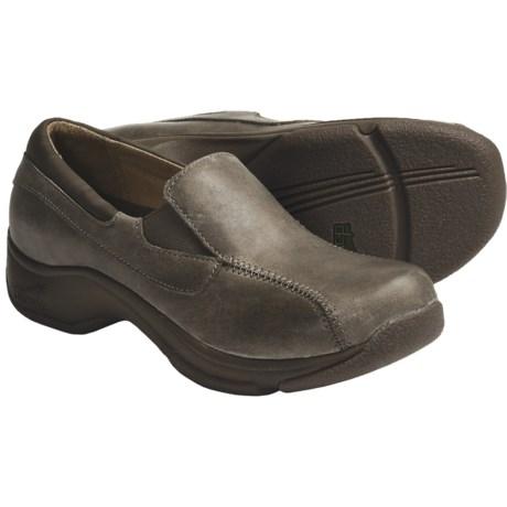 Dansko Kim Shoes - Leather (For Women)