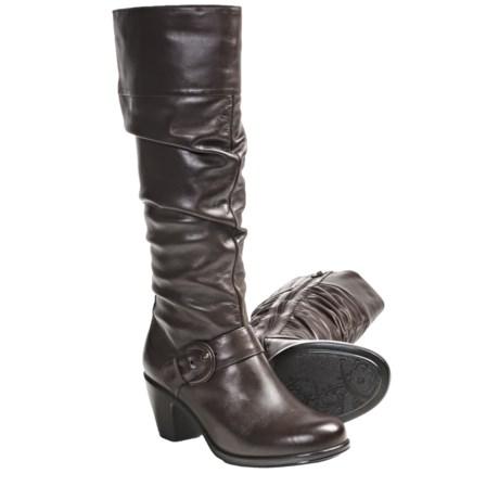 Dansko Brielle Leather Boots (For Women)