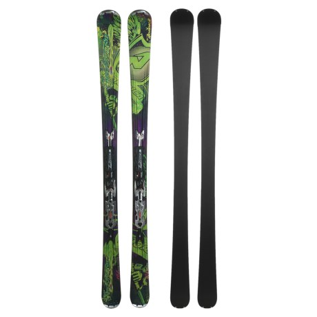 Nordica Fire Arrow 80 TI Alpine Skis - XBI CT Bindings