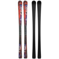 Nordica Hot Rod Blaze Alpine Skis - XCT Bindings